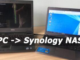 trasforma il tuo vecchio computer in synology nas